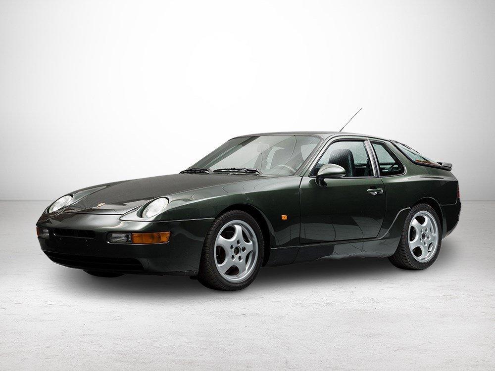 Porsche 968 Coupé, Model Year 1992
