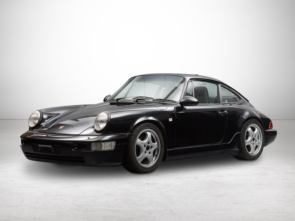 Porsche 964 C4, Model Year 1992