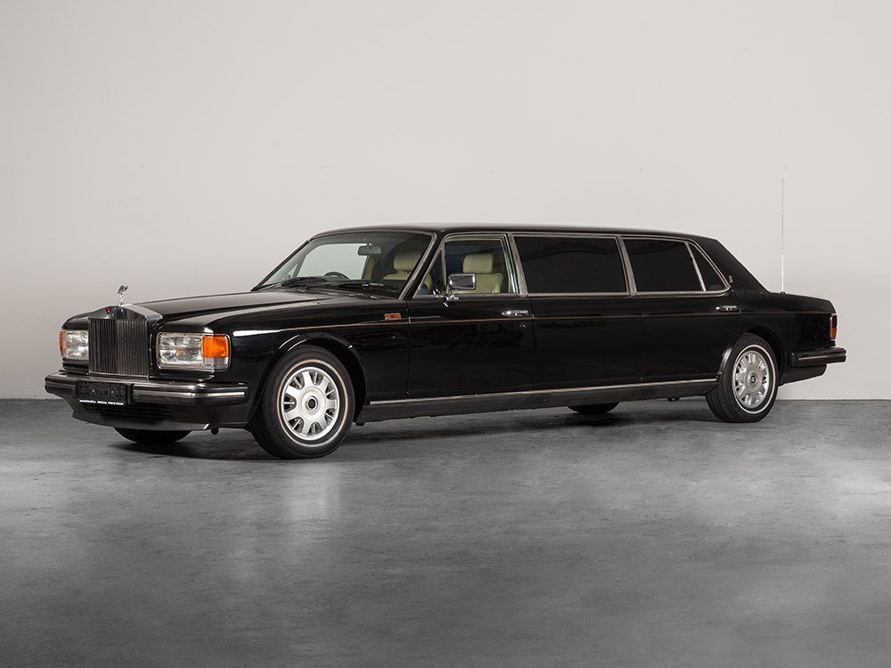 Rolls-Royce Strech Limousine, Design By Robert Jankel,