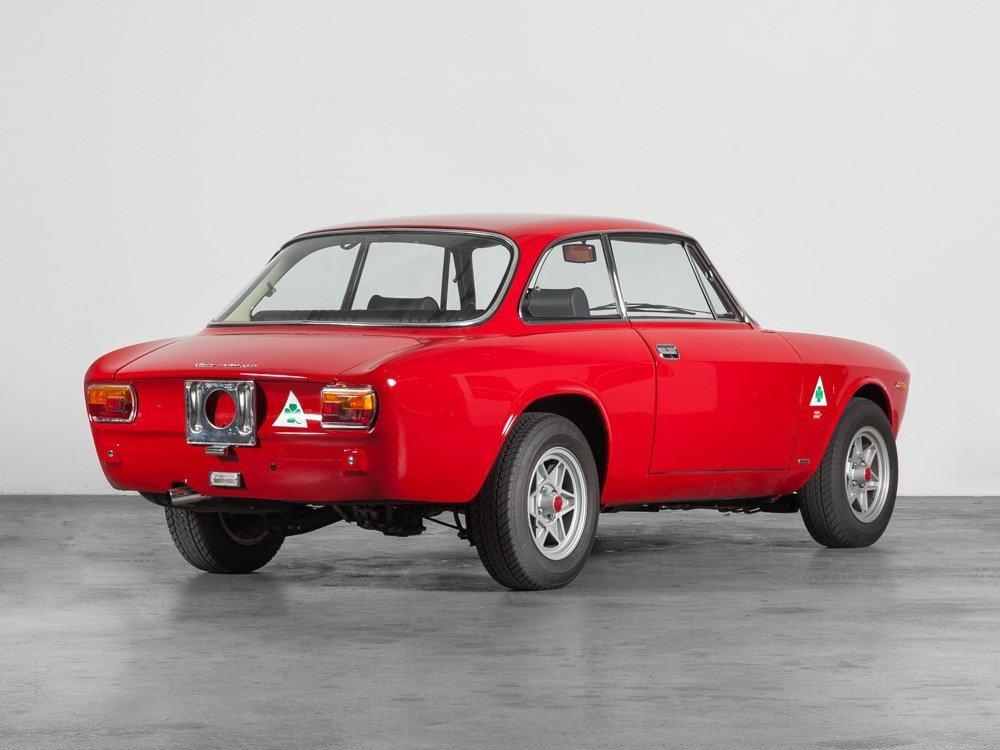 Alfa Romeo Giulia Sprint GTA (Type 105 30), 1968
