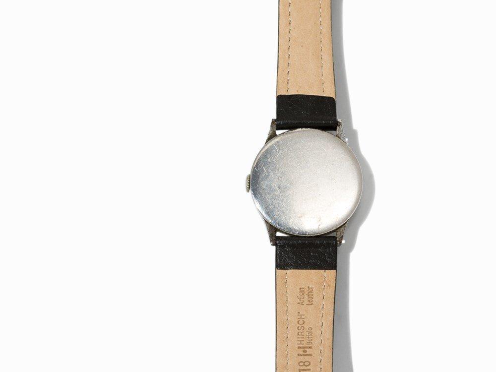 Omega wrist watch, c. 1935 - 4