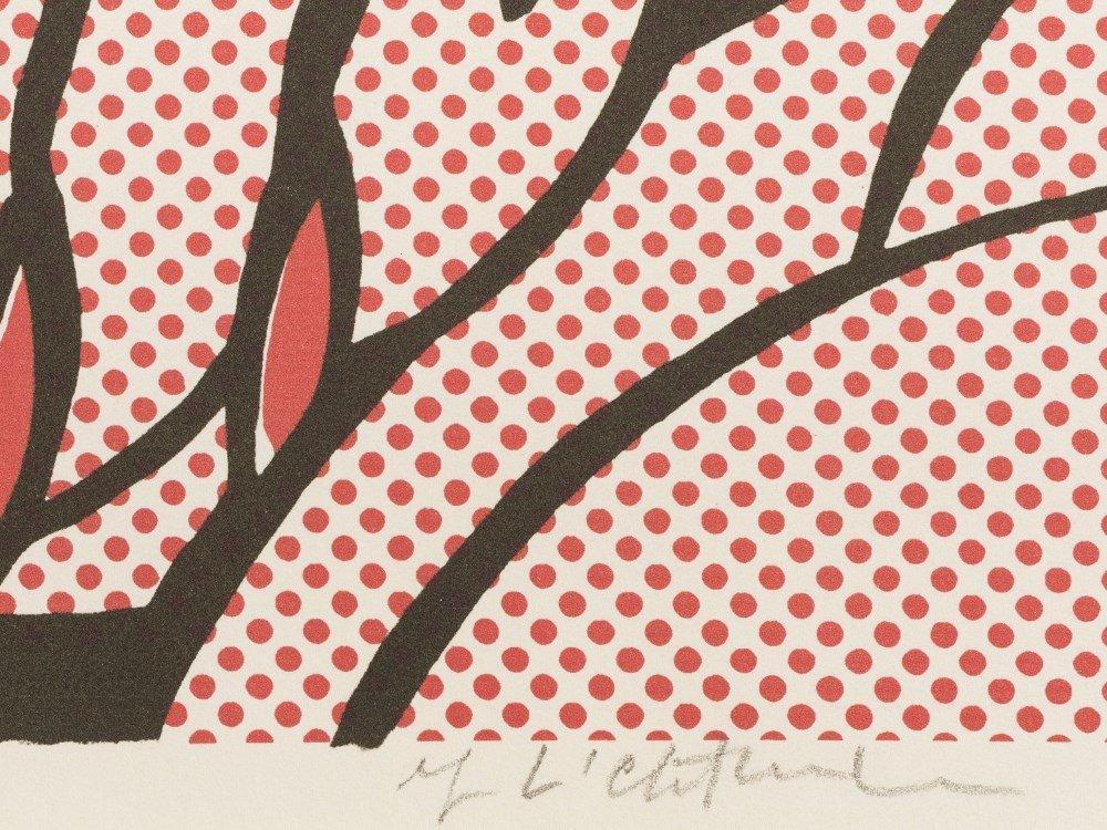 Roy Lichtenstein, Crying Girl, Offset Lithograph in - 3