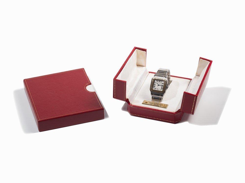 Cartier Santos Automatic Wristwatch, Ref. W20099C4, - 2