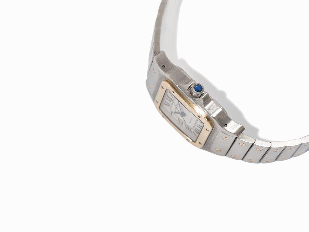 Cartier Santos Automatic Wristwatch, Ref. W20099C4, - 3