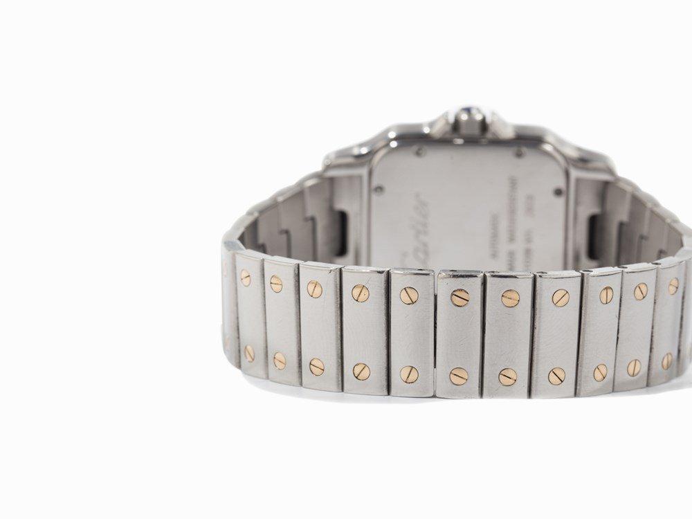 Cartier Santos Automatic Wristwatch, Ref. W20099C4, - 5