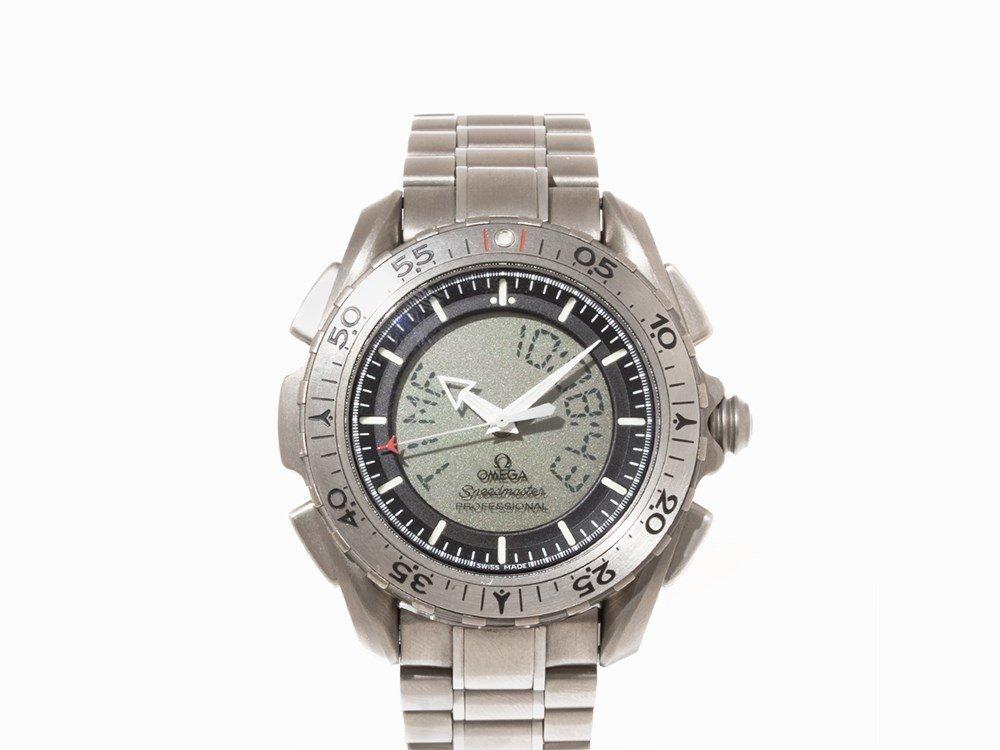 Omega Speedmaster Chronograph X33, Ref. 3291.50.00, c.