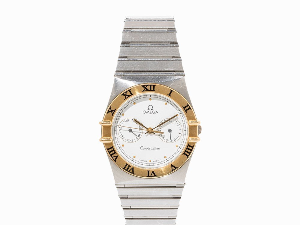Omega Constellation, Switzerland, c. 1990
