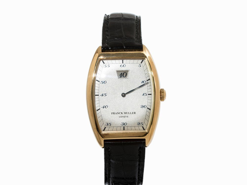 Franck Mueller 'Jump Hour' Watch, Ref. 2852 HS, 2002