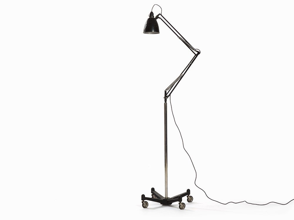 Herbert Terry & Sons, Anglepoise Lamp, G. Carwardine,