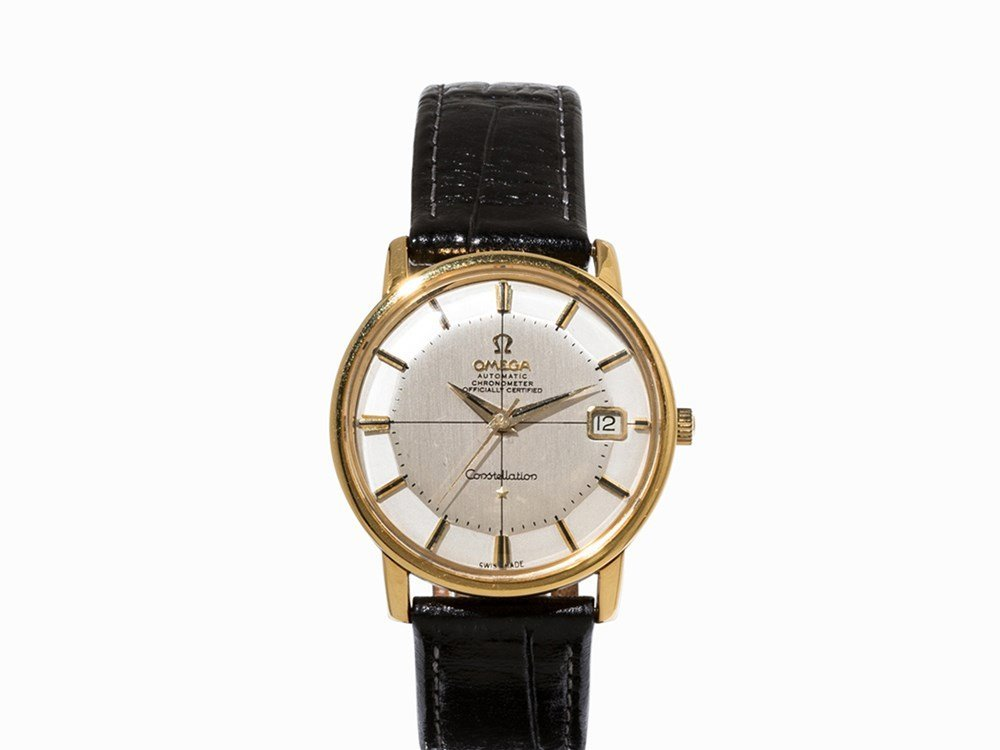 Omega Constellation, Ref. 168.010, c. 1966