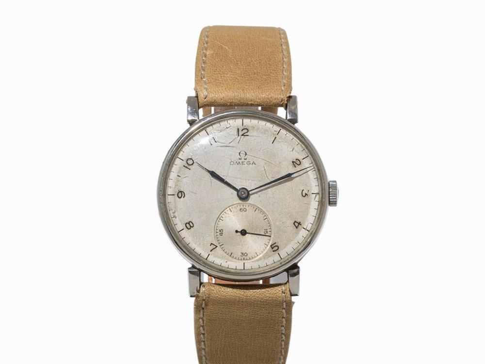 Omega Wrist Watch, c. 1944