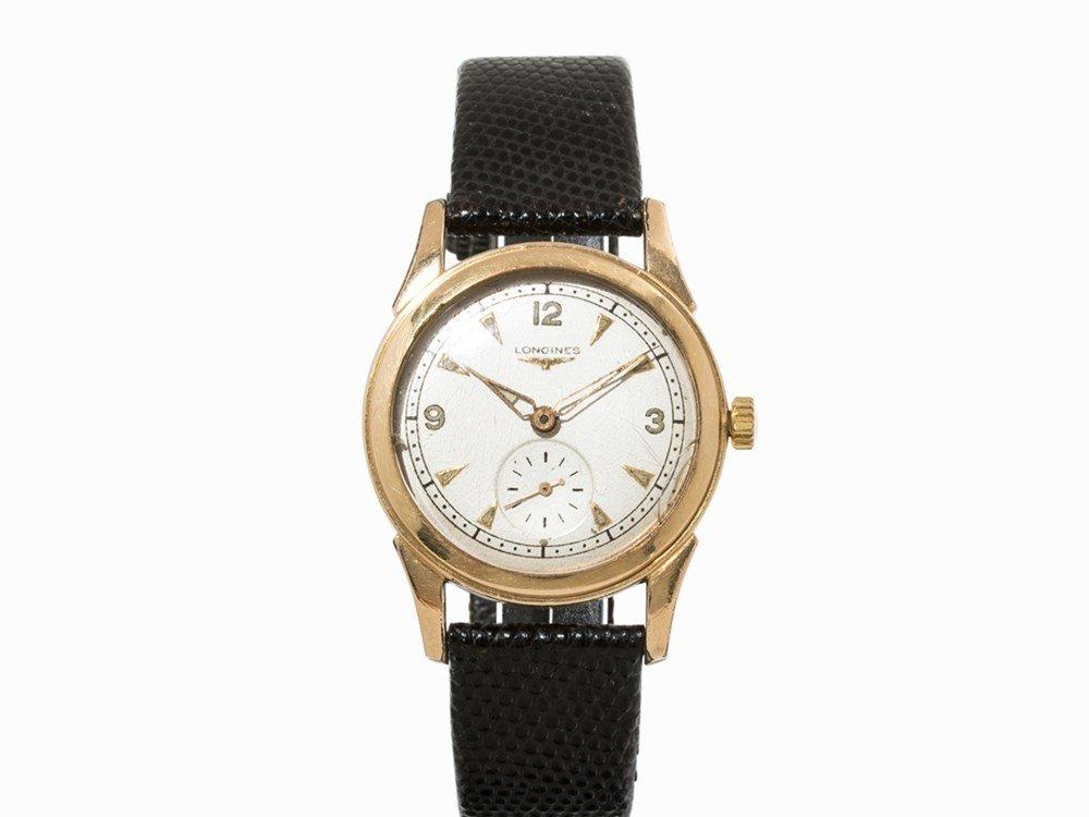 Longines Wrist Watch, c. 1950