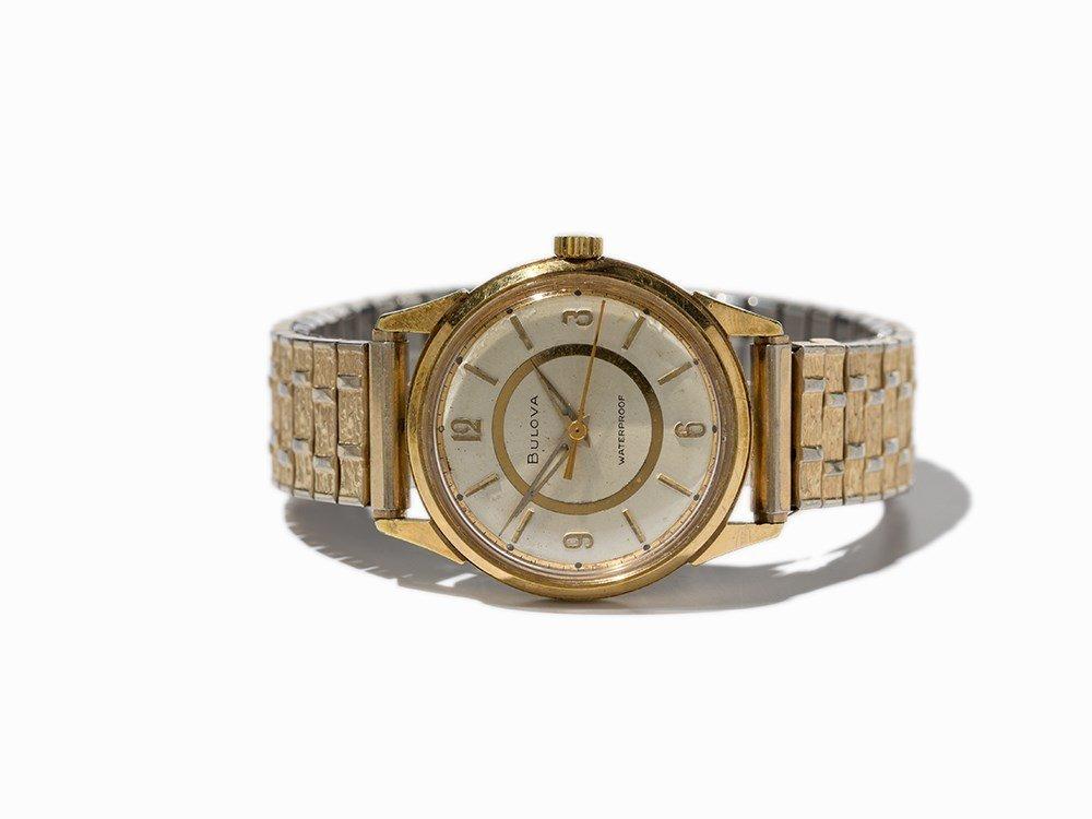Bulova Wristwatch, USA, Around 1970