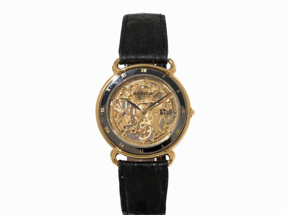 Bucherer Wrist Watch, c. 1975