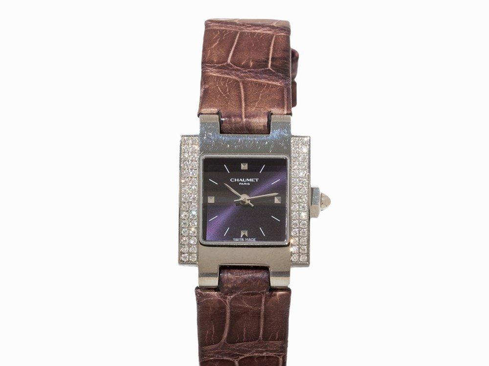 Chaumet Etanche Carree Ladies' Watch, Switzerland,