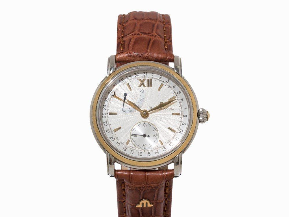 Maurice Lacroix Wristwatch, Masterpiece Coll. Ltd. Ed.,