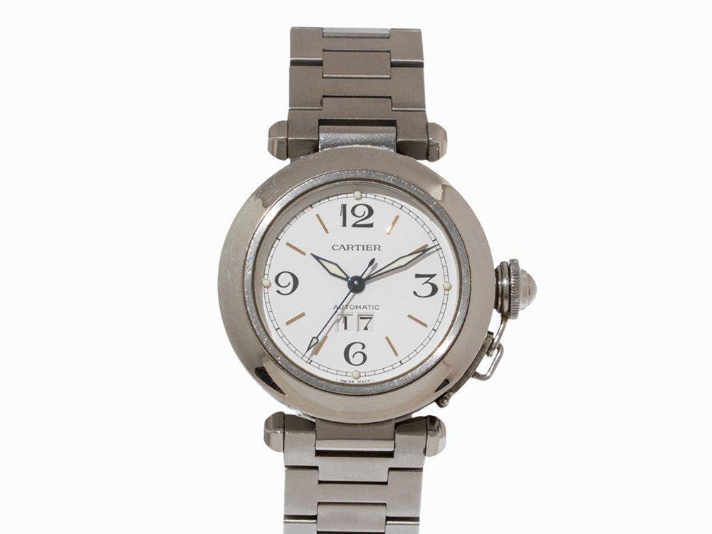 Cartier Pasha de Cartier Wristwatch, Switzerland, 2000s
