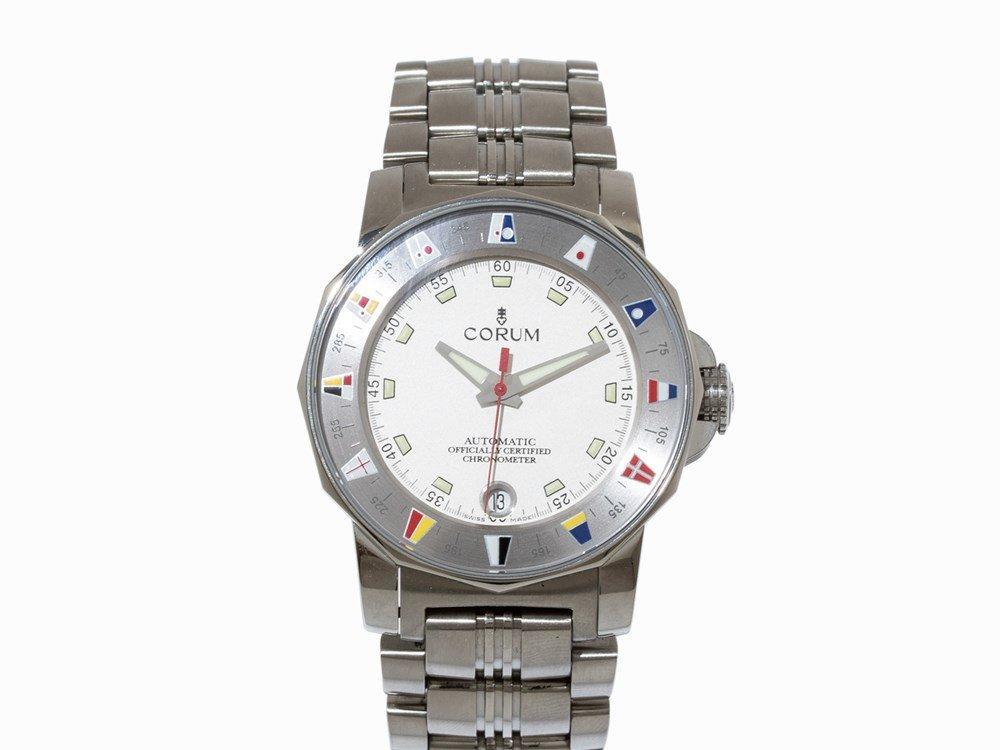 Corum Admiral's Cup Chronometer, Ref. 98253020, 2000s