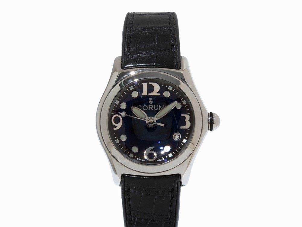 Corum Bubble Wristwatch, Ref. 39.250.20, Switzerland,
