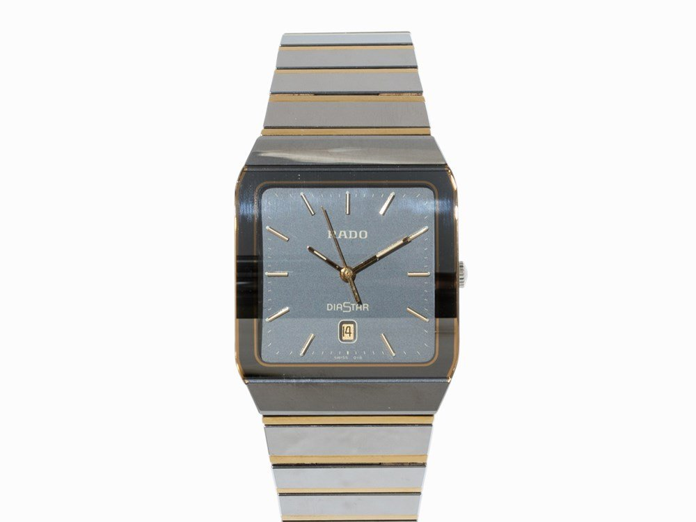 Rado Diastar Anatom Ceramic Wristwatch, Ref.