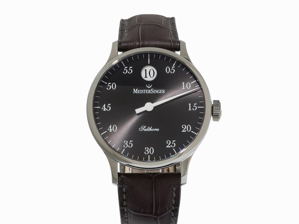 Meistersinger Salthora One Hand Automatic, Ref. SH 907,
