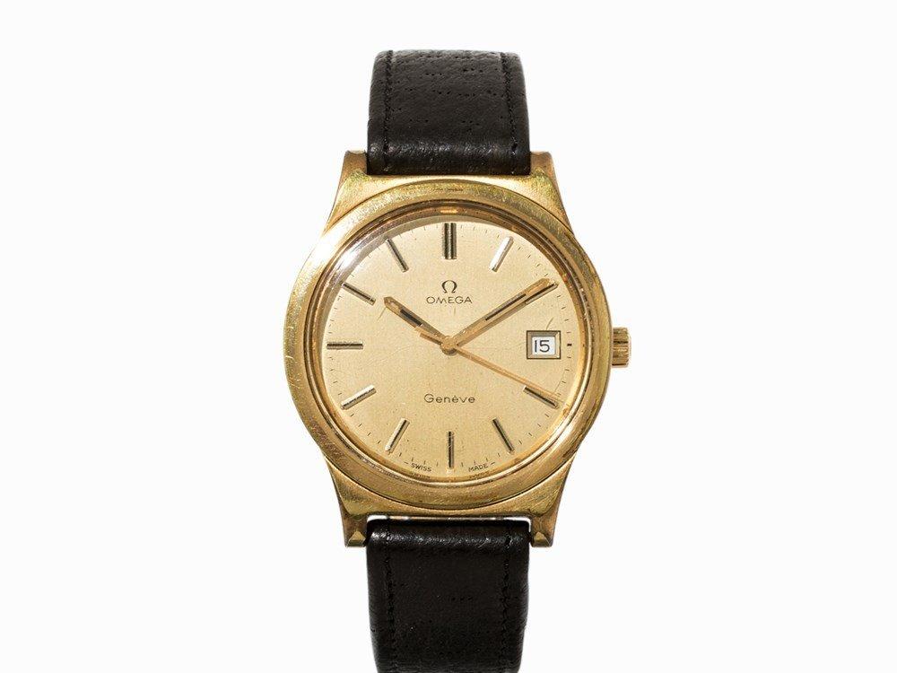 Omega Geneve Wrist Watch, c. 1974