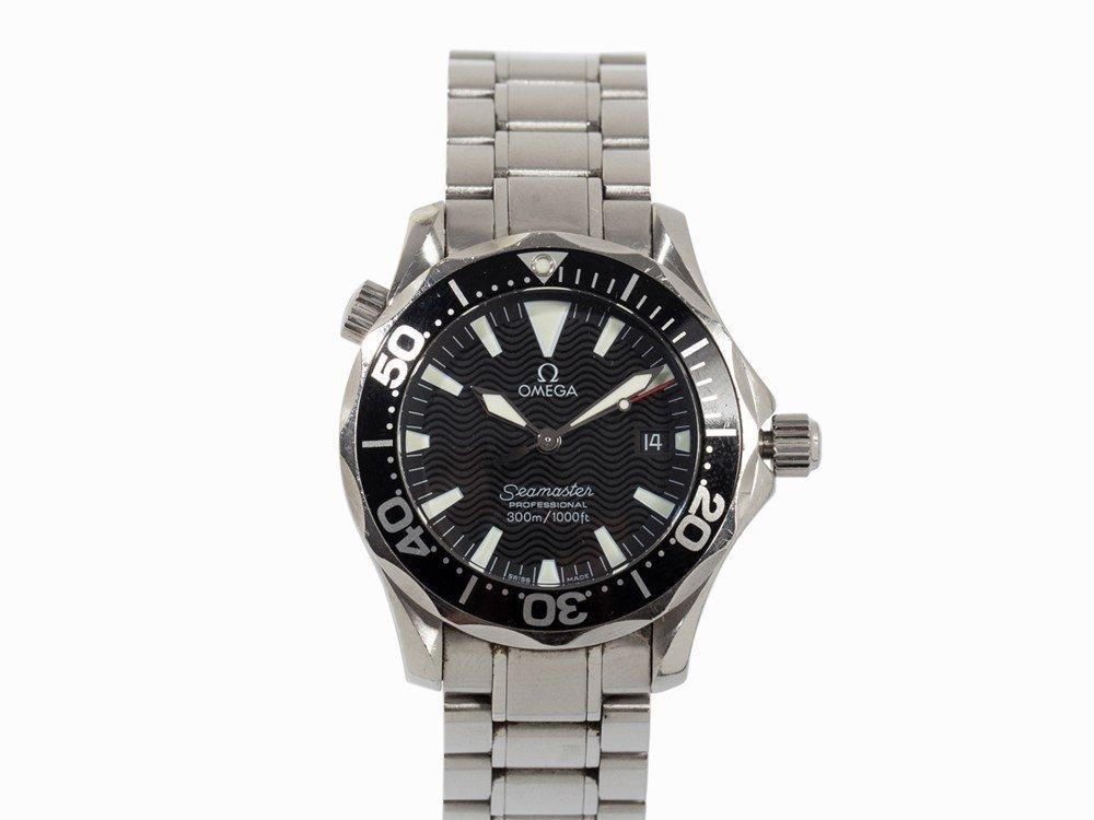 Omega Seamaster Ladies Wristwatch, Switzerland, 2007