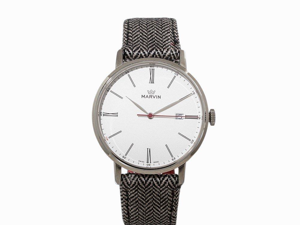 Marvin watch, Ref. M025-13, c. 2010