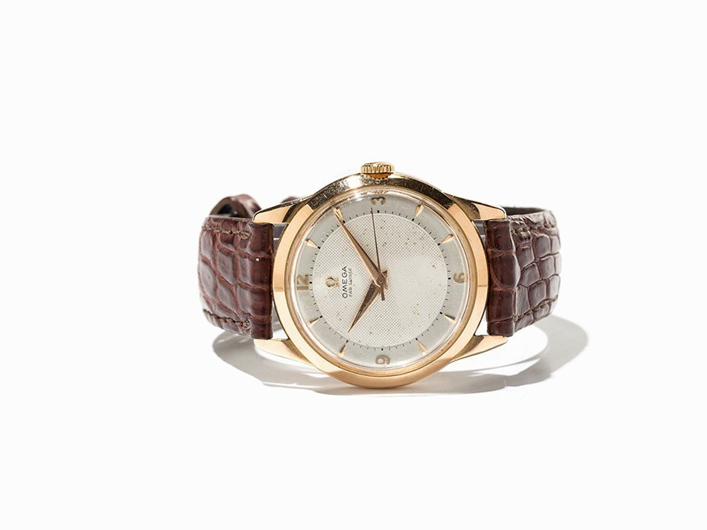 Omega Wristwatch, Switzerland, Around 1950