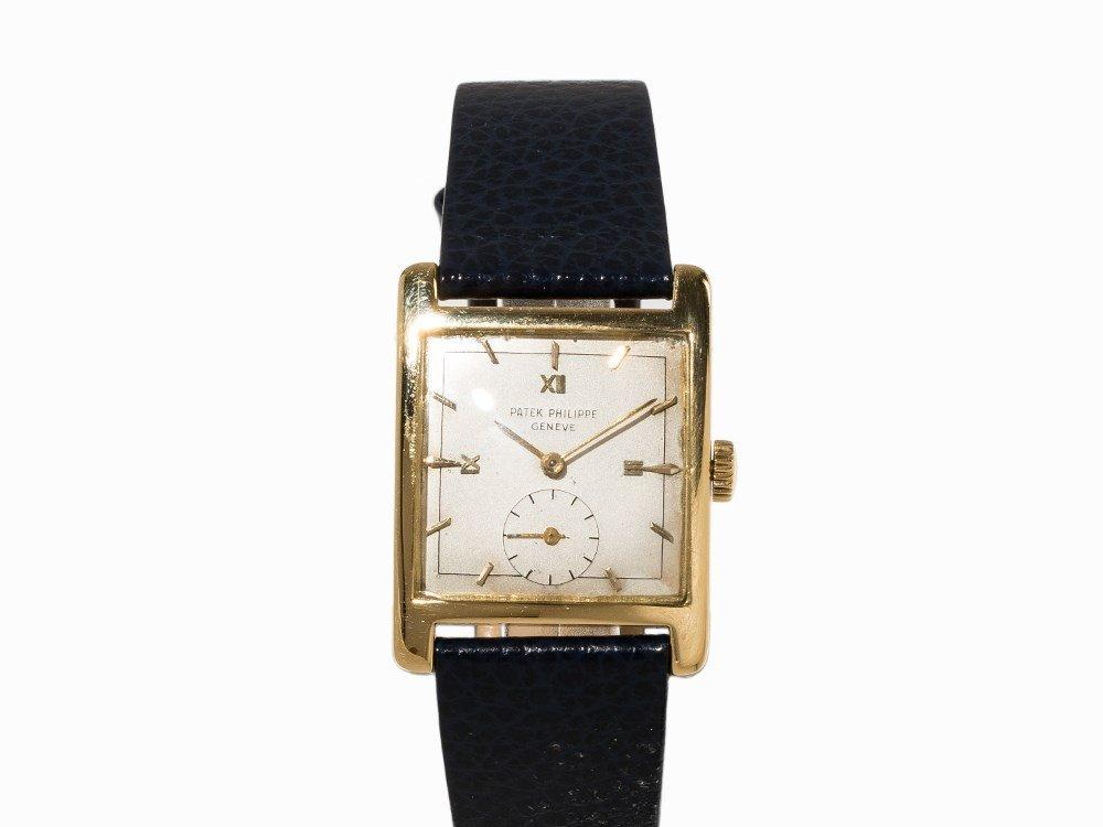 Patek Philippe Wristwatch, Ref. 2433, c. 1953