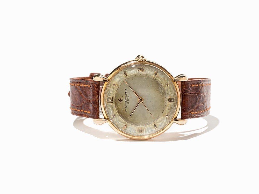 Vacheron Constantin Wristwatch, Ref. 4218, Around 1950