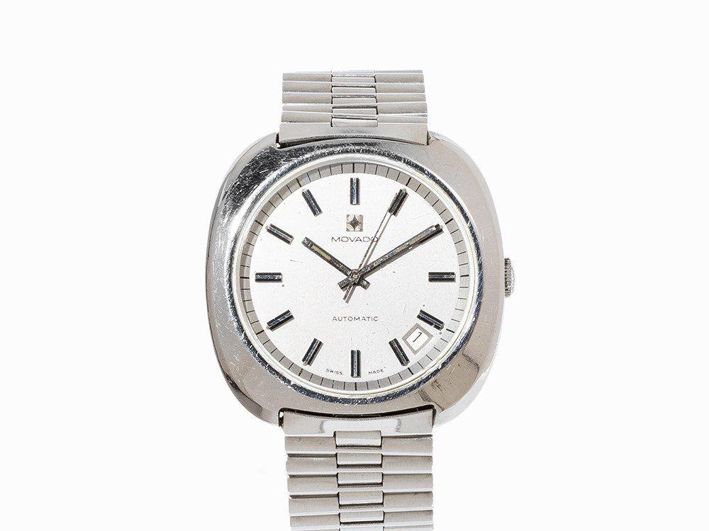 Movado Zenith Automatic Wristwatch, Switzerland, C.