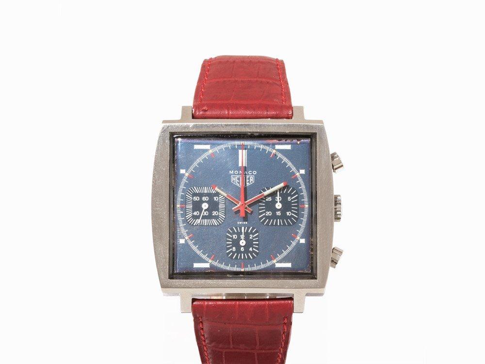 Heuer Monaco Chronograph, Ref. 73633, c. 1970