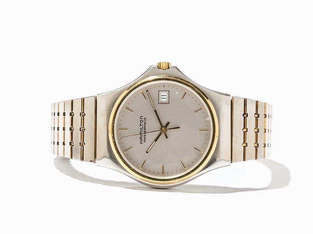 Hamilton Watch Company, Masterpiece Wristwatch, USA,