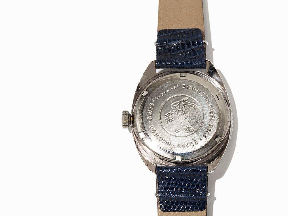 Mondia, Friendship Diver Wristwatch, Switzerland, 1970s - 4