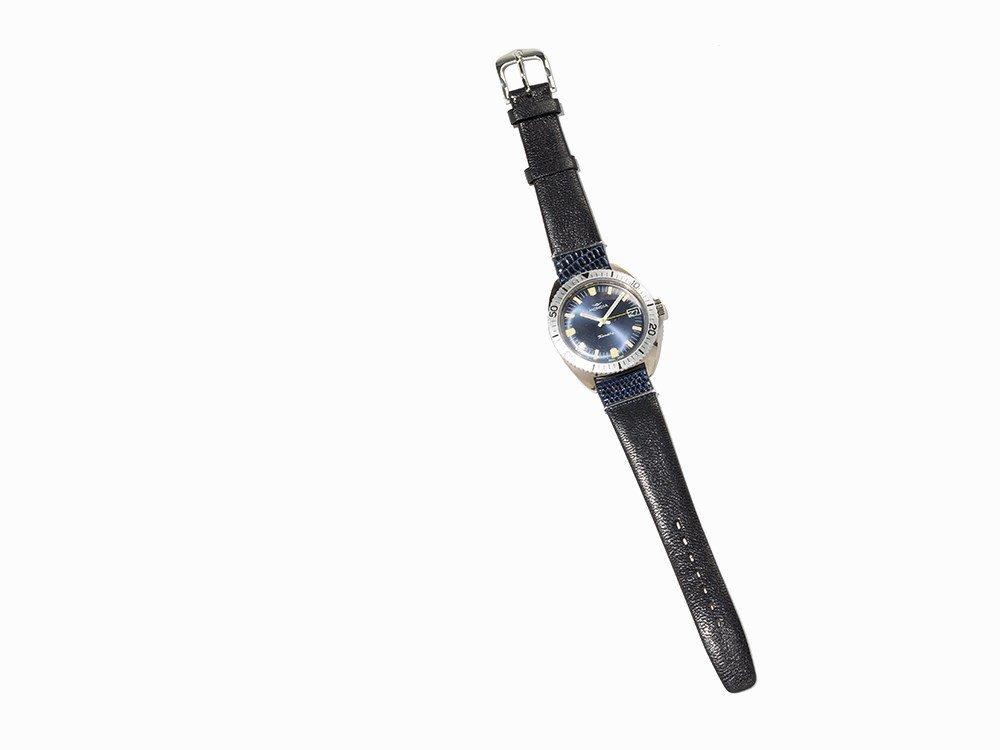 Mondia, Friendship Diver Wristwatch, Switzerland, 1970s - 6