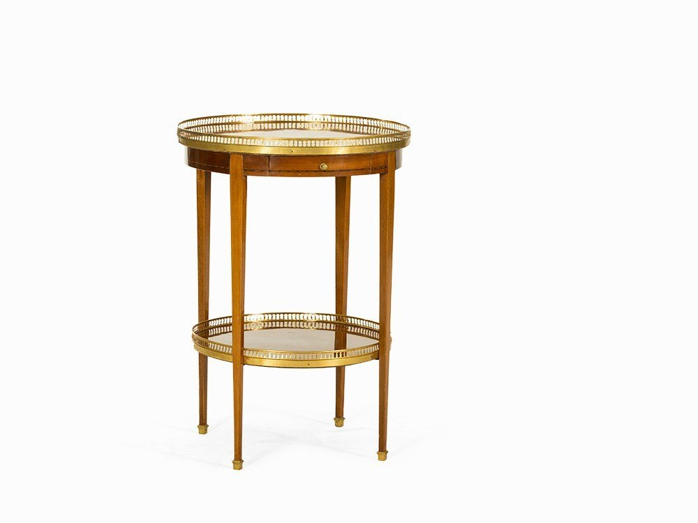 Side Table in the Empire Style, Presumably France, 2nd
