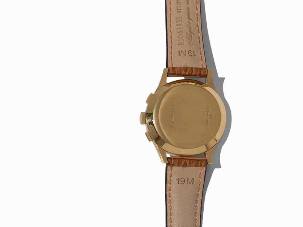 Eberhard & Co Extra-fort Chronograph, 18K - 4