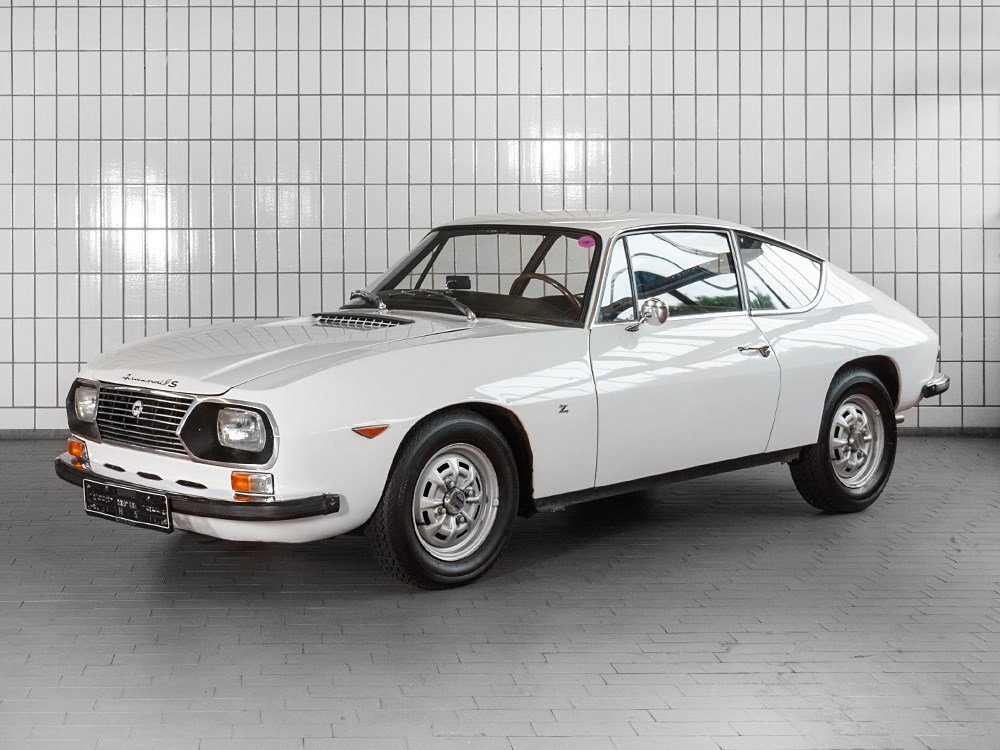 Lancia Fulvia Sport 1,3S Zagato Serie II, Model Year