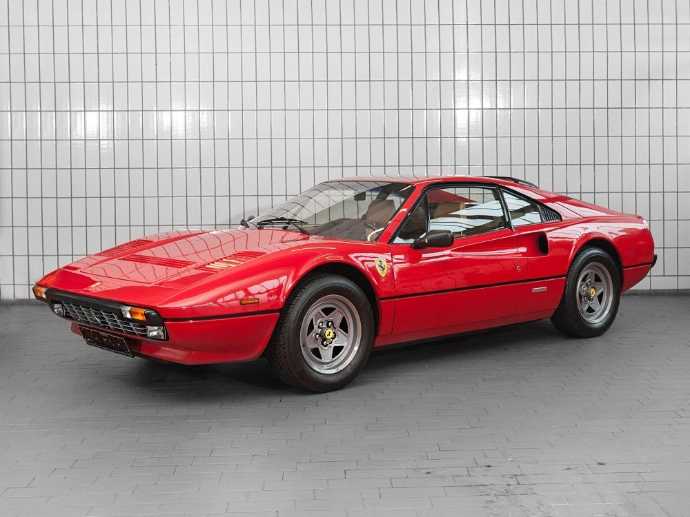 Ferrari 308 GTB Quattrovalvole, Model Year 1983