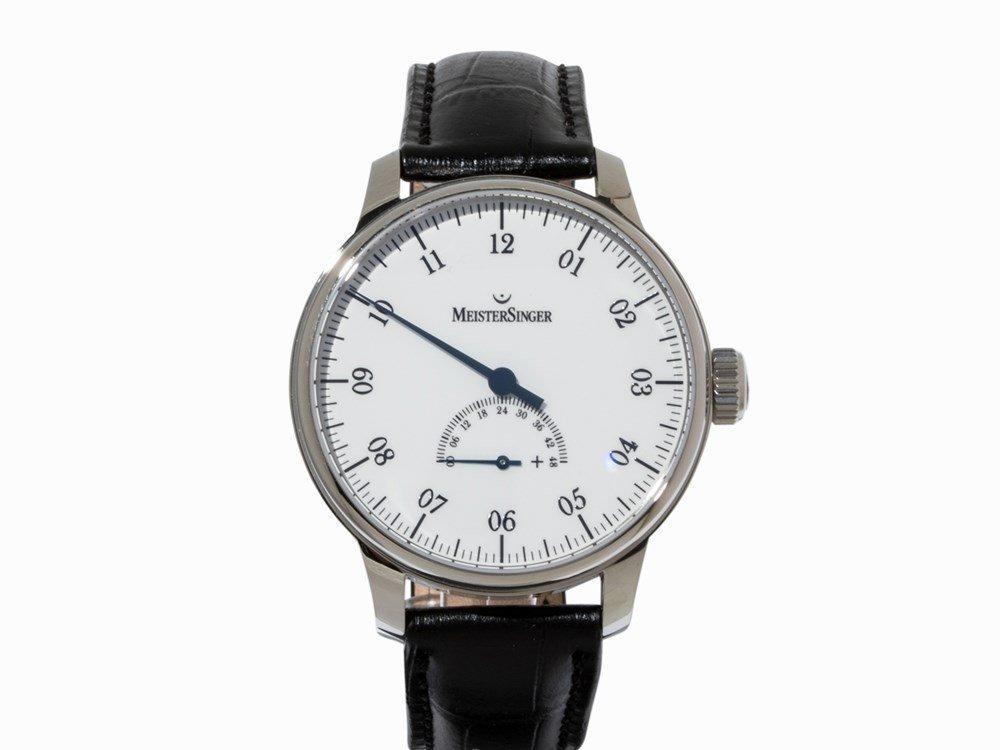 MeisterSinger Unomatik, Single-Hand Watch, Germany, c.
