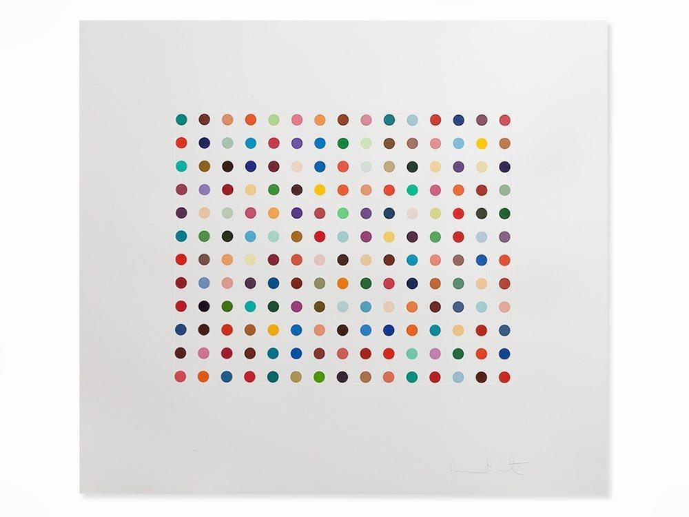 Damien Hirst, Pyronin Y, 2005