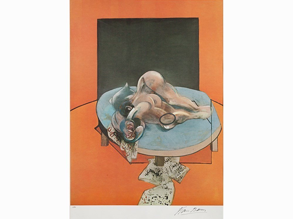 Francis Bacon, Studies of the Human Body: Central