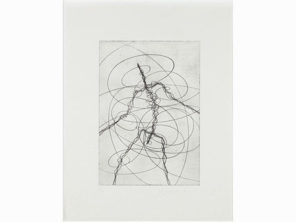 Antony Gormley, Feeling Material, 2006