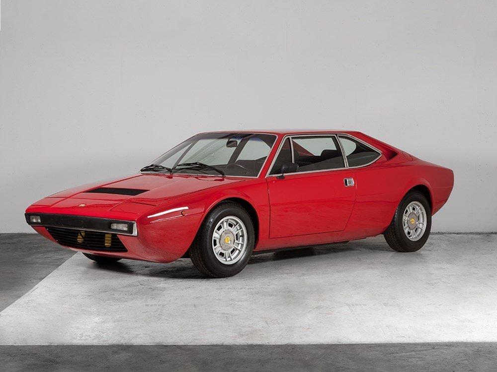 Ferrari Dino 208 GT4 2+2, Model Year 1977