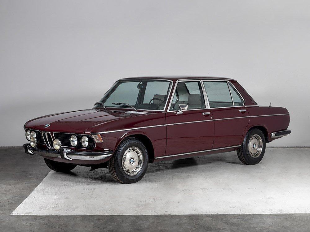 BMW 2500 Limousine, Model Year 1972