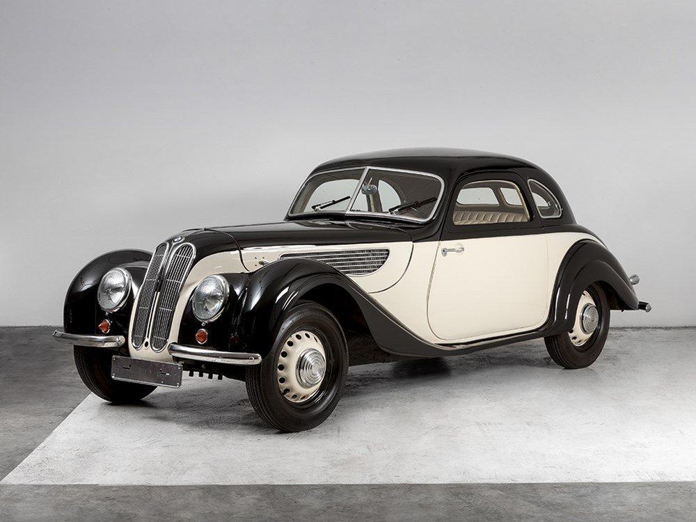 BMW 327 Coupé, Model Year 1940