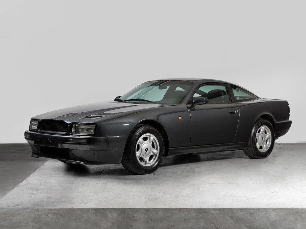 Aston Martin Virage Coupé, Model Year 1990