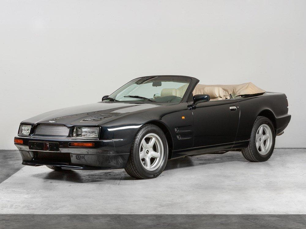 Aston Martin Virage Volante, Model Year 1995