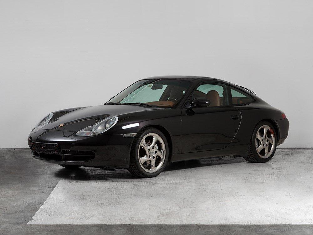 Porsche 996 Millennium-Edition Coupé, Model Year 1999